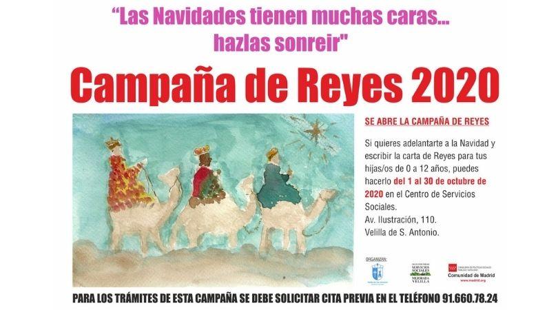 Campaña de Reyes 2020