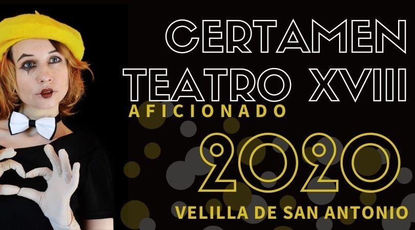 XVIII Certamen de Teatro Aficionado