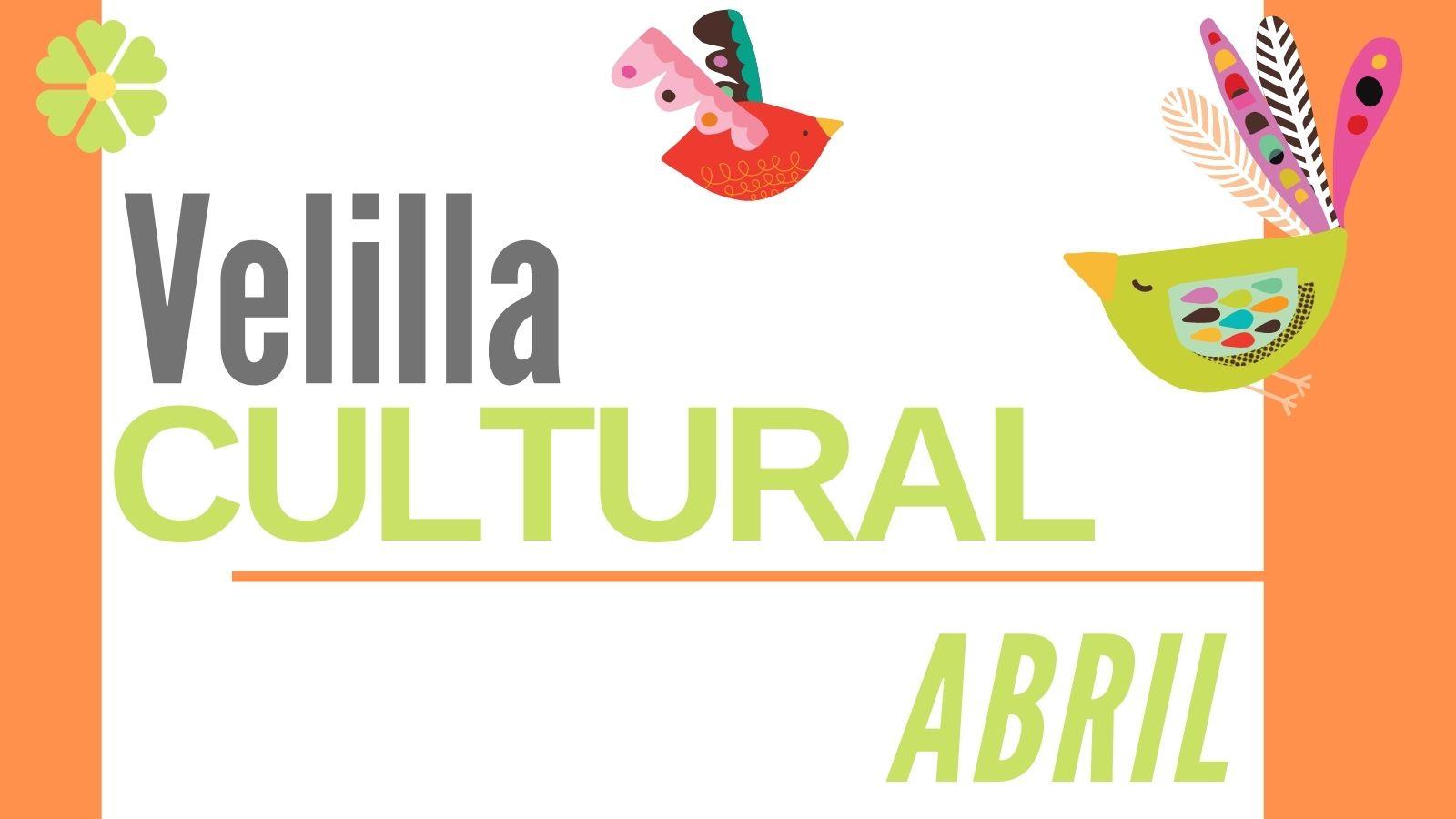 Programación Cultural mes de abril