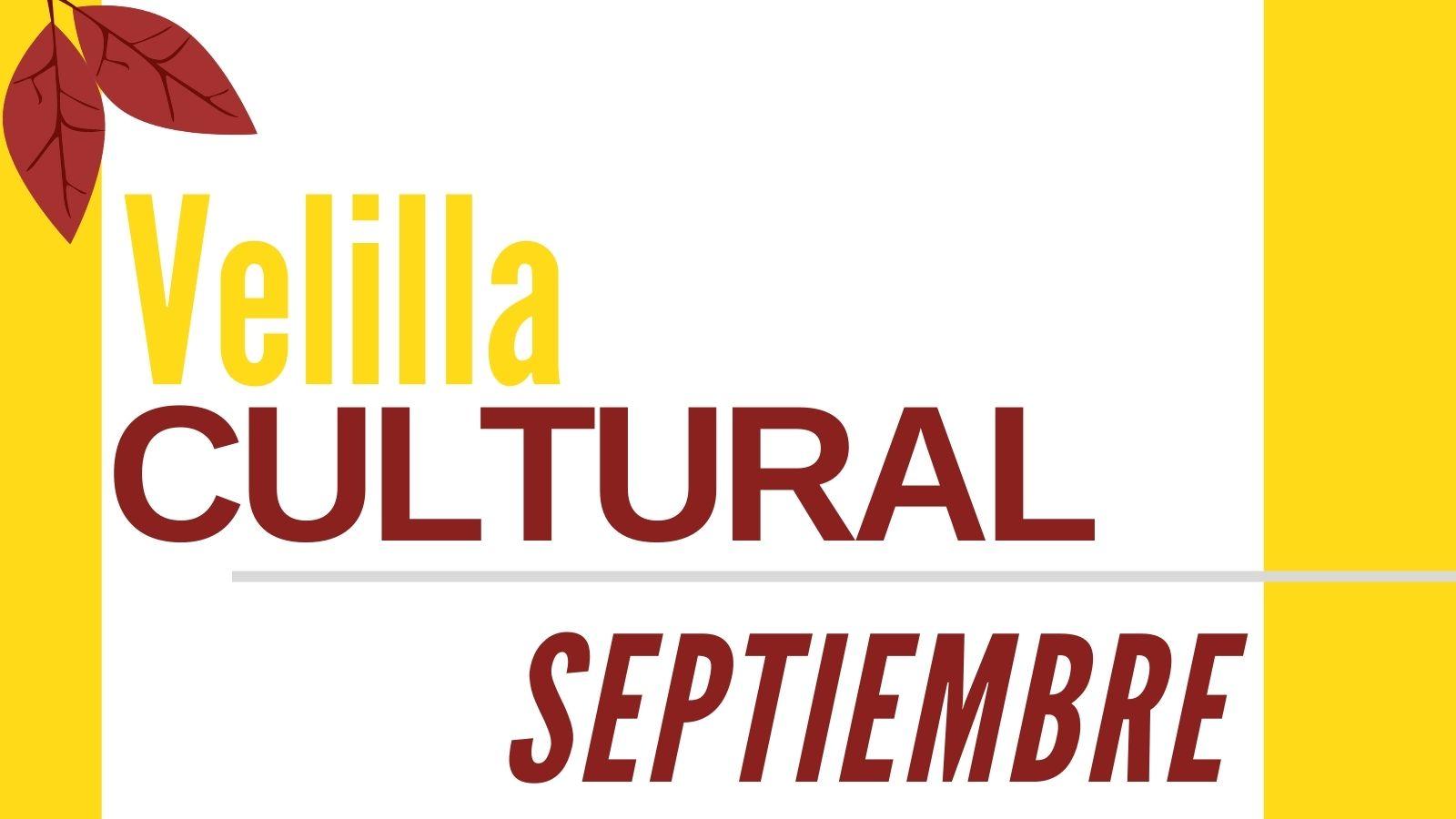 Programación Cultural mes de septiembre