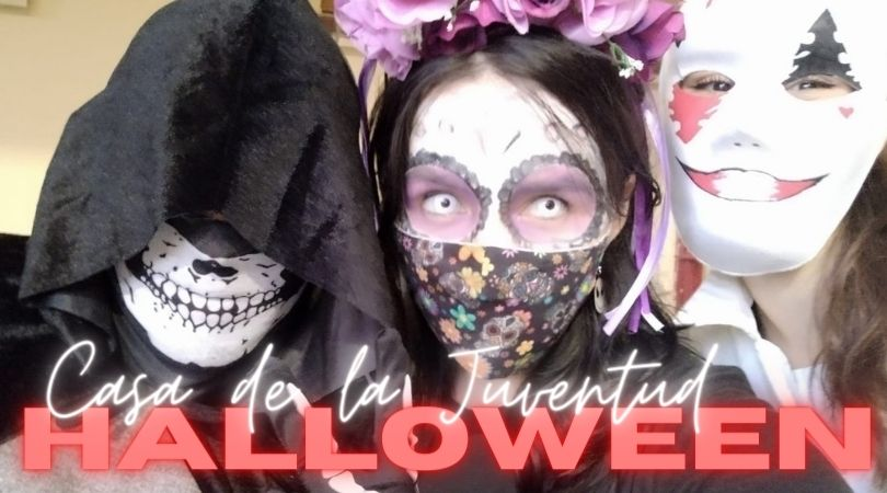 Halloween seguro con Las Comisiones de Participación de Infancia y Juventud
