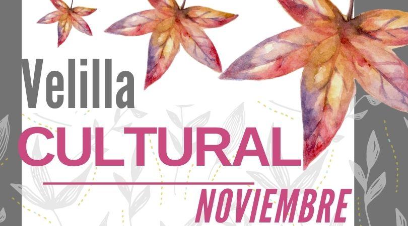 Programación Velilla Cultural noviembre 2020