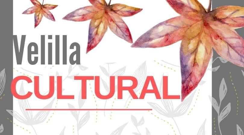 Programación Velilla Cultural Octubre 2020