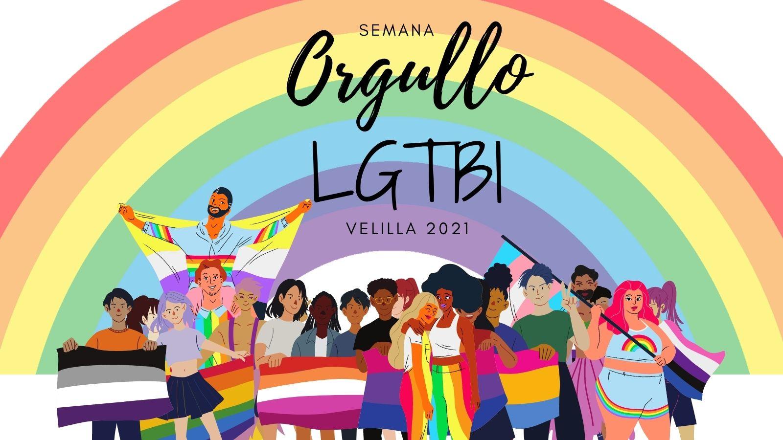 Semana del Orgullo LGTBI 2021 Velilla