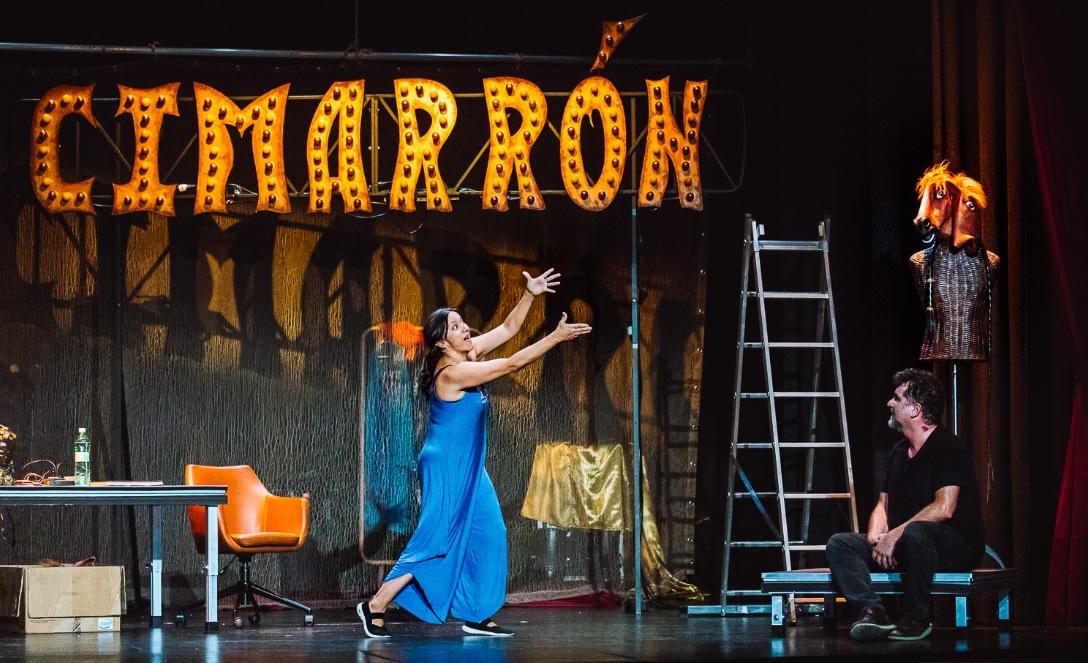 """""""Cabezas de cartel"""" de Perigallo Teatro"""