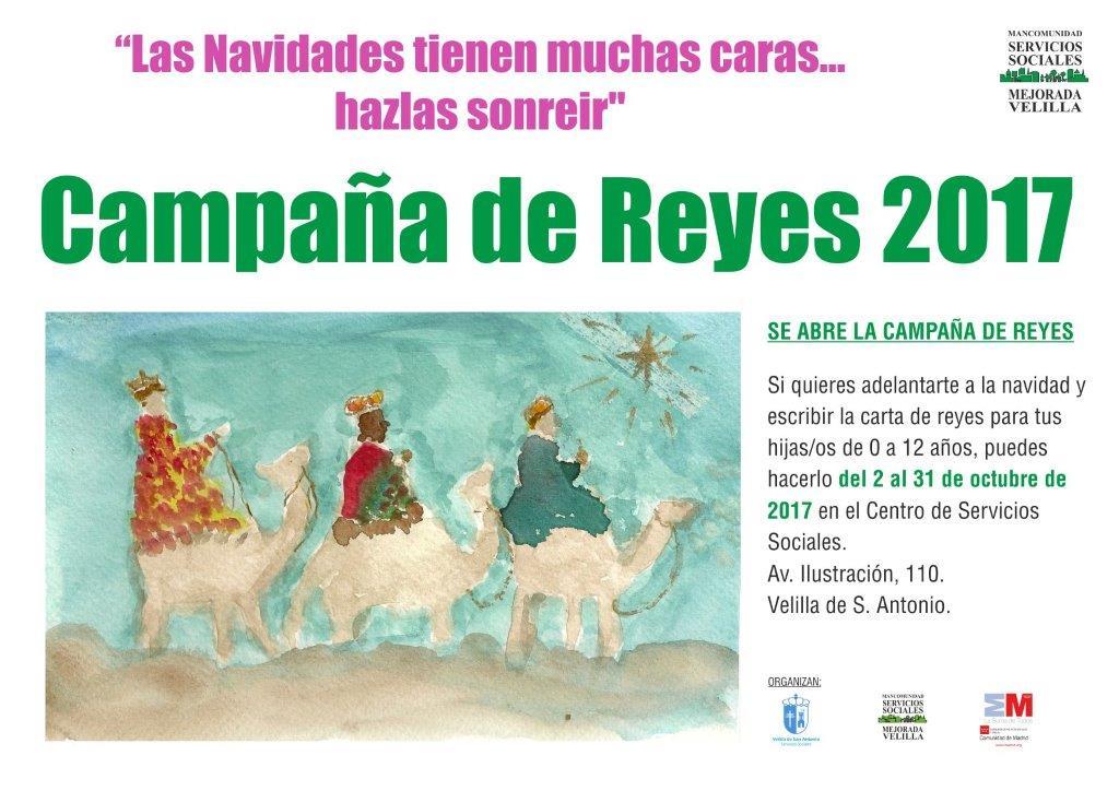 Campaña de Reyes 2017