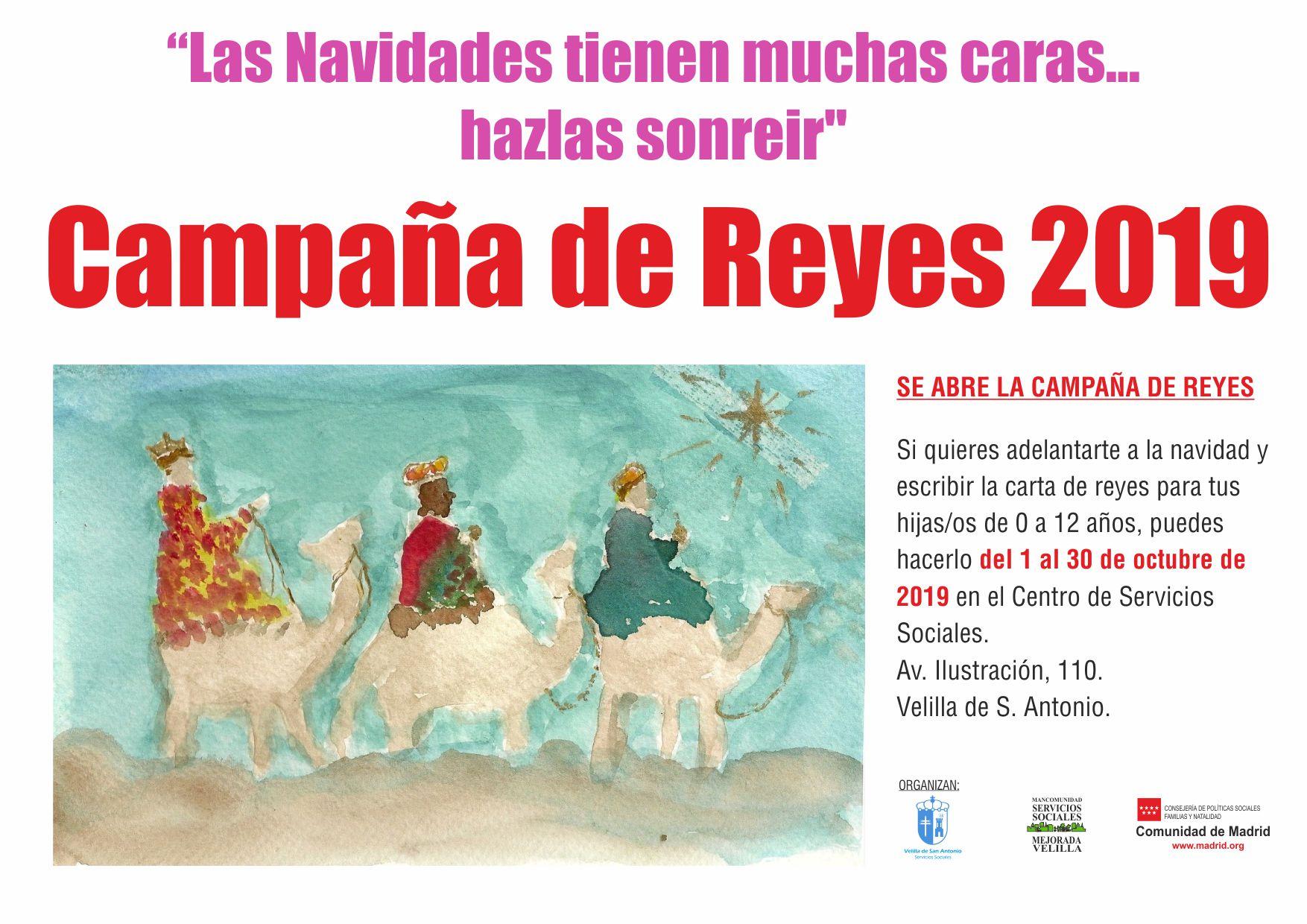 Campaña de Reyes 2019