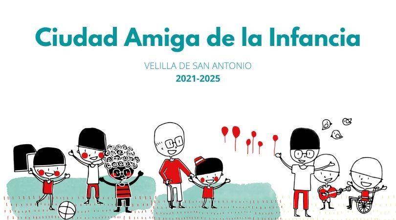 Velilla de San Antonio renueva el sello Ciudad Amiga de la Infancia