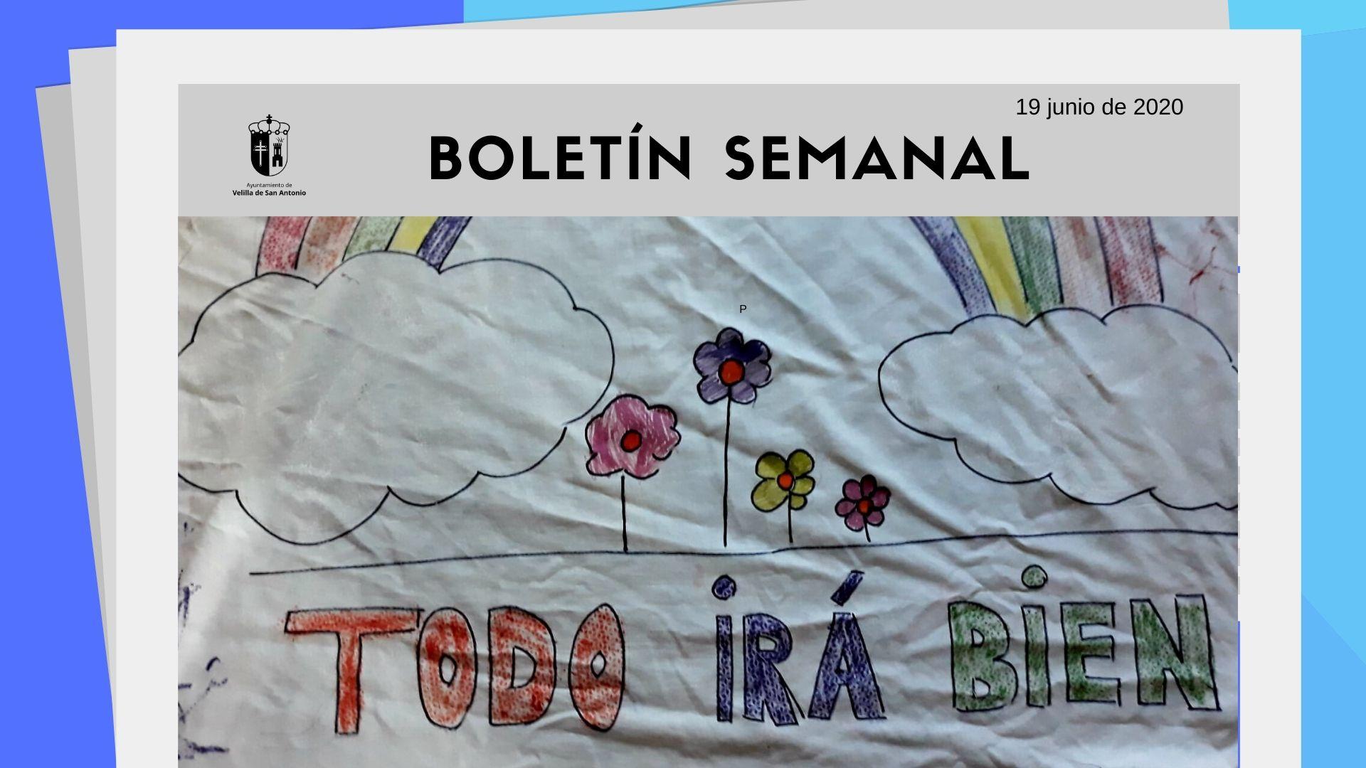 Boletín Semanal 25/2020