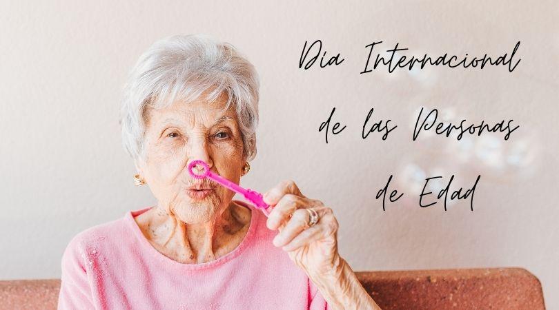 Hoy se conmemora el 30º aniversario del Día Internacional de las Personas de Edad