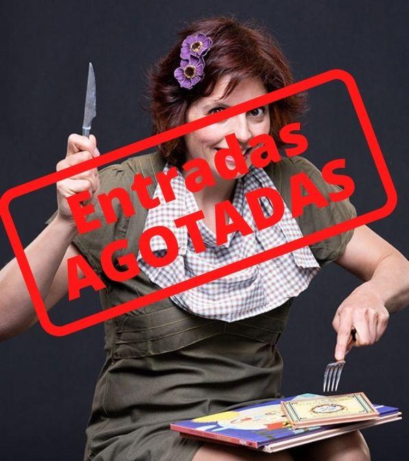 """Cuentacuentos """"Hambre de cuentos"""" de Elia Tralará"""