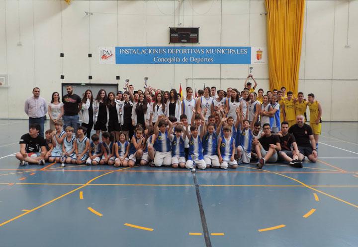 2016 Entrega de Trofeos Baloncesto Temporada 2015-2016