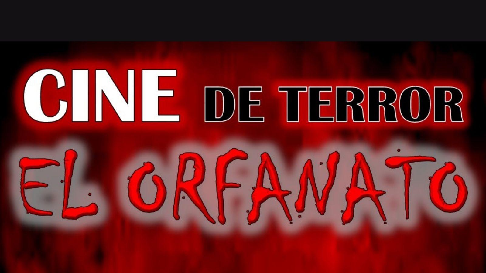 """Cine de terror. """"El orfanato"""""""