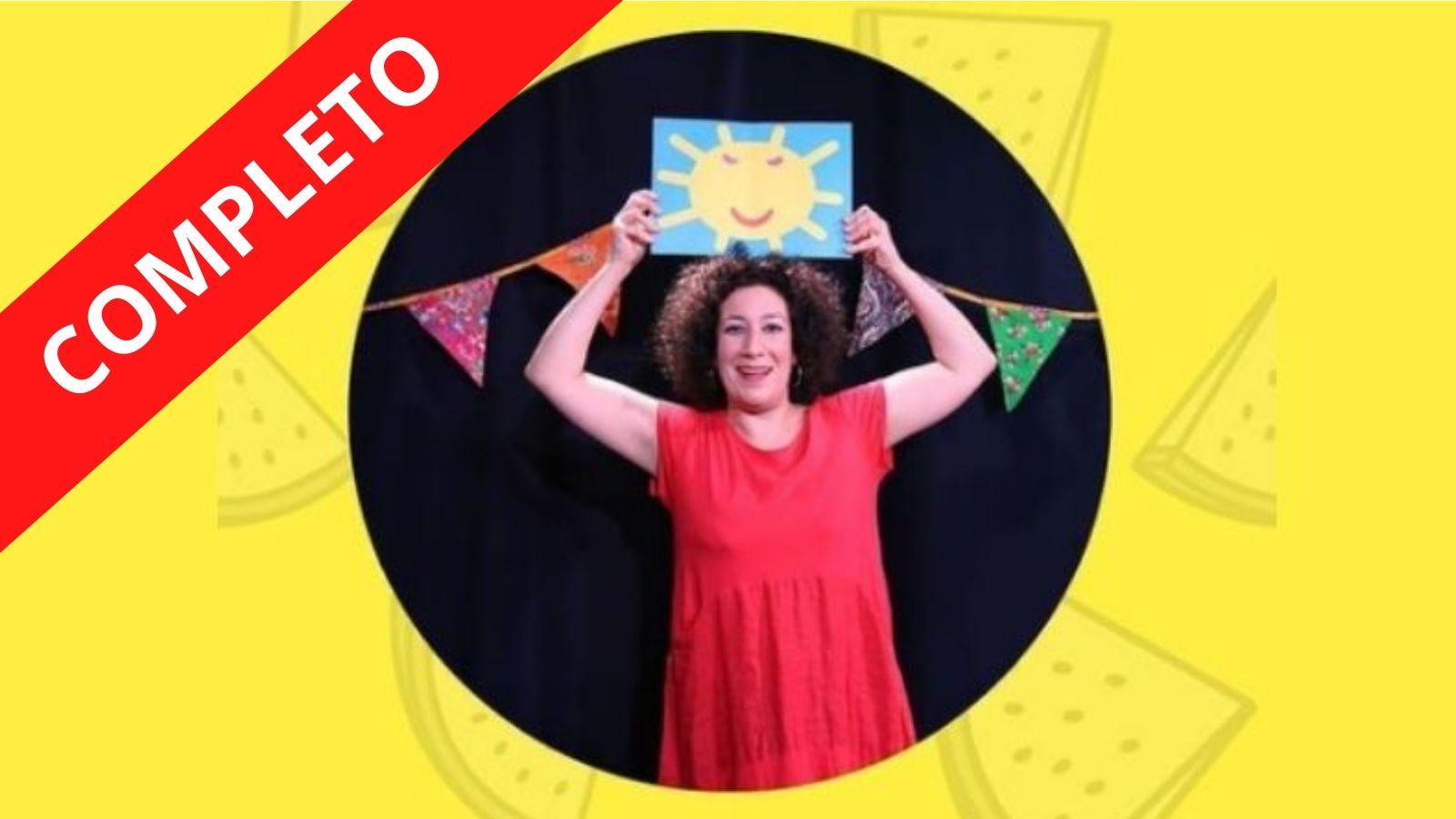 """Cuentacuentos """"Sol solecito"""" con Andrea Ortuzar **COMPLETO**"""