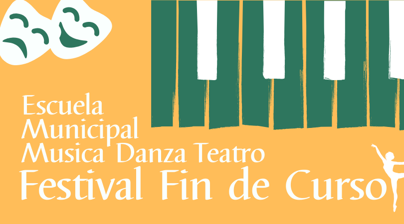 Festival fin de curso de la Escuela Municipal de Música, Danza y Teatro 2020