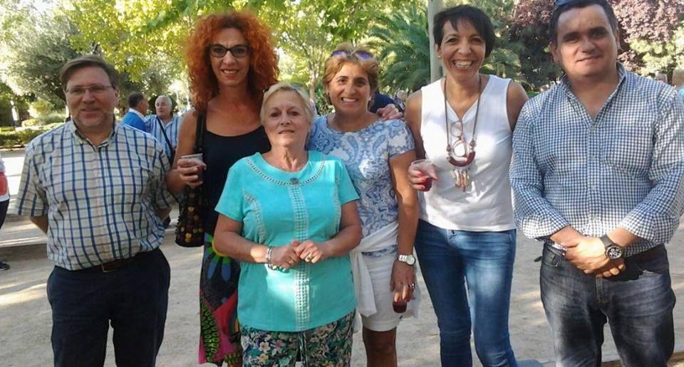 2015 Fiestas de Velilla Homenaje a los Mayores