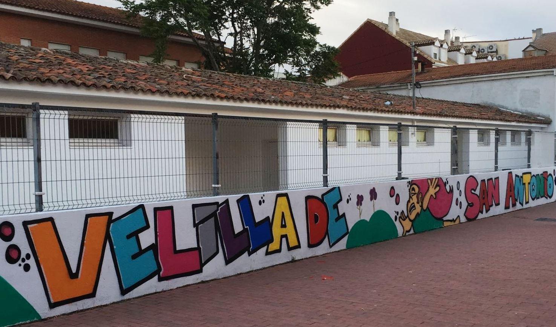 Arte y artistas en la Plaza de las Velillas