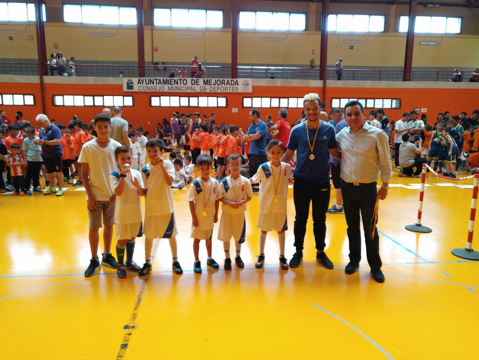 2017 Trofeos Deporte Infantil