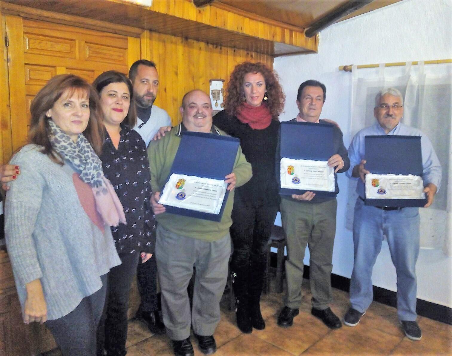 Reconocimiento a 20 años de voluntariado en Protección Civil