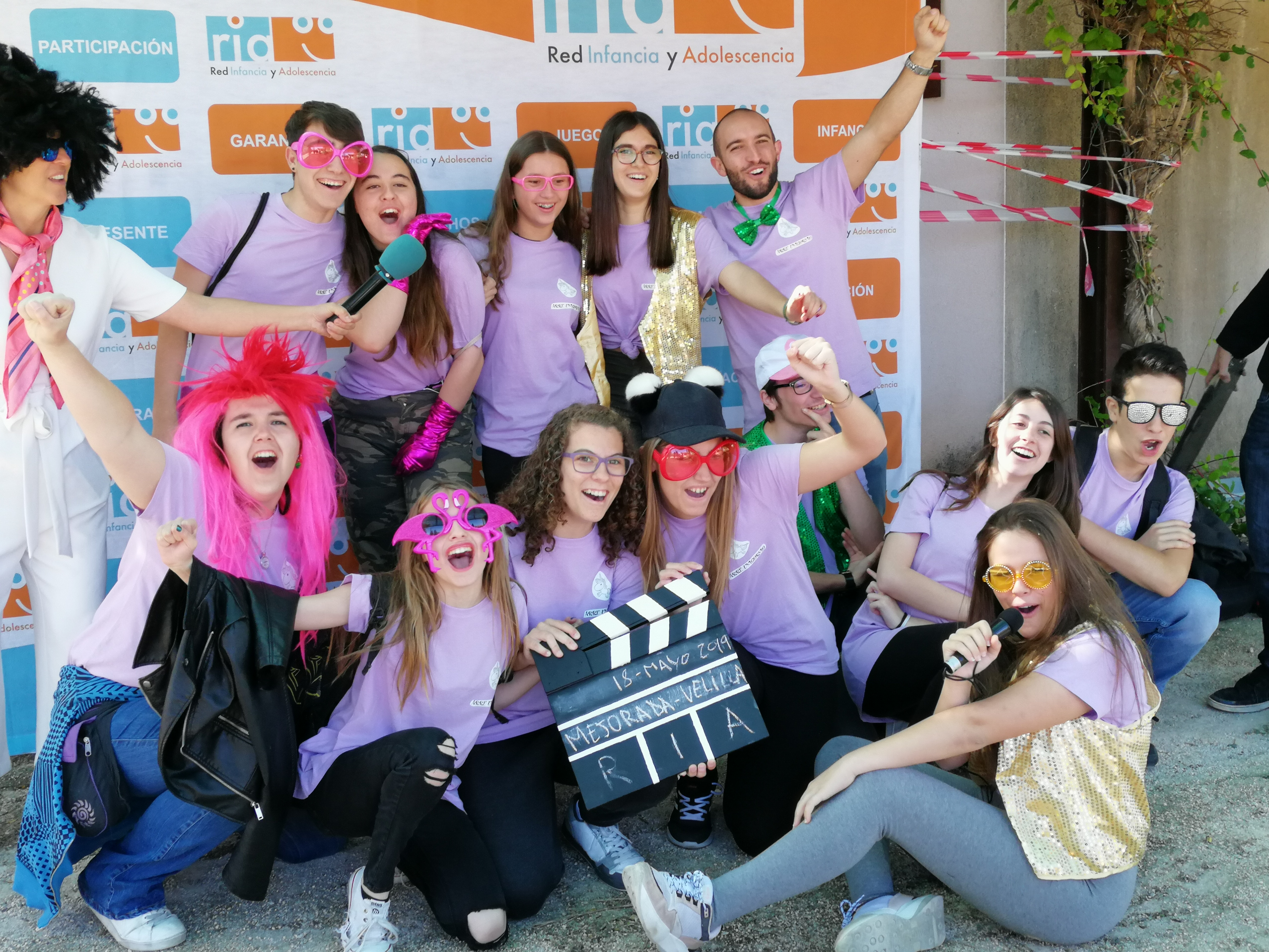 La Red de Infancia y Adolescencia, a la que pertenece Velilla, celebró un nuevo encuentro en Alcalá de Henares