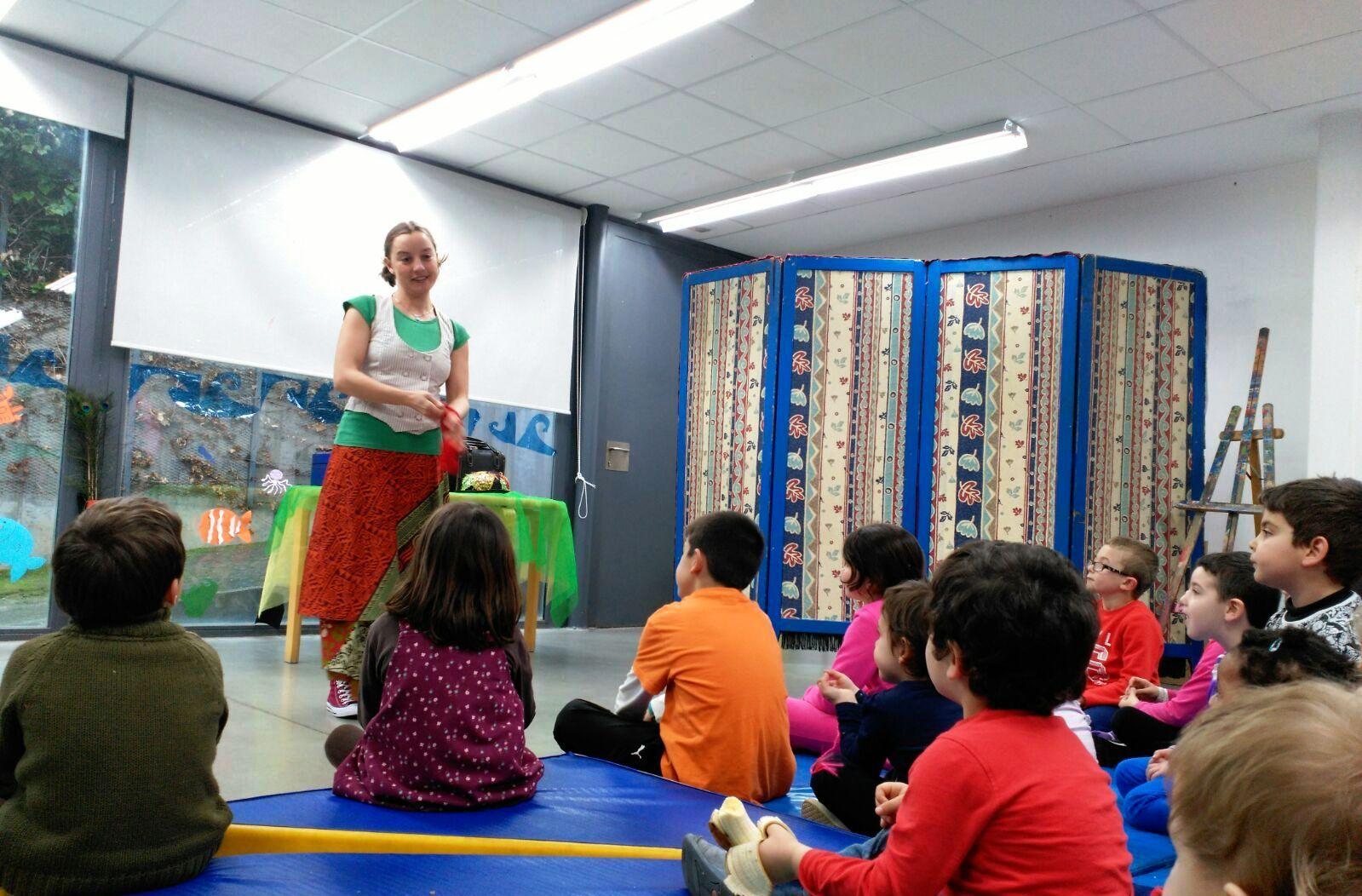 Inauguración de la XXXII Muestra del Libro Infantil y Juvenil