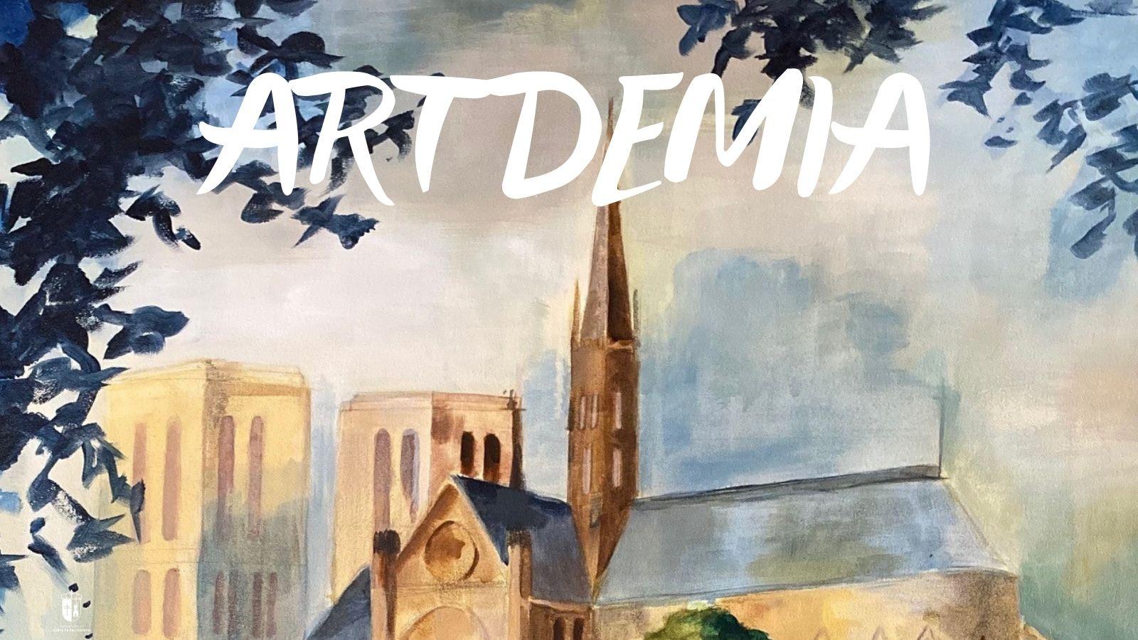 Exposición de pintura ArtDemia