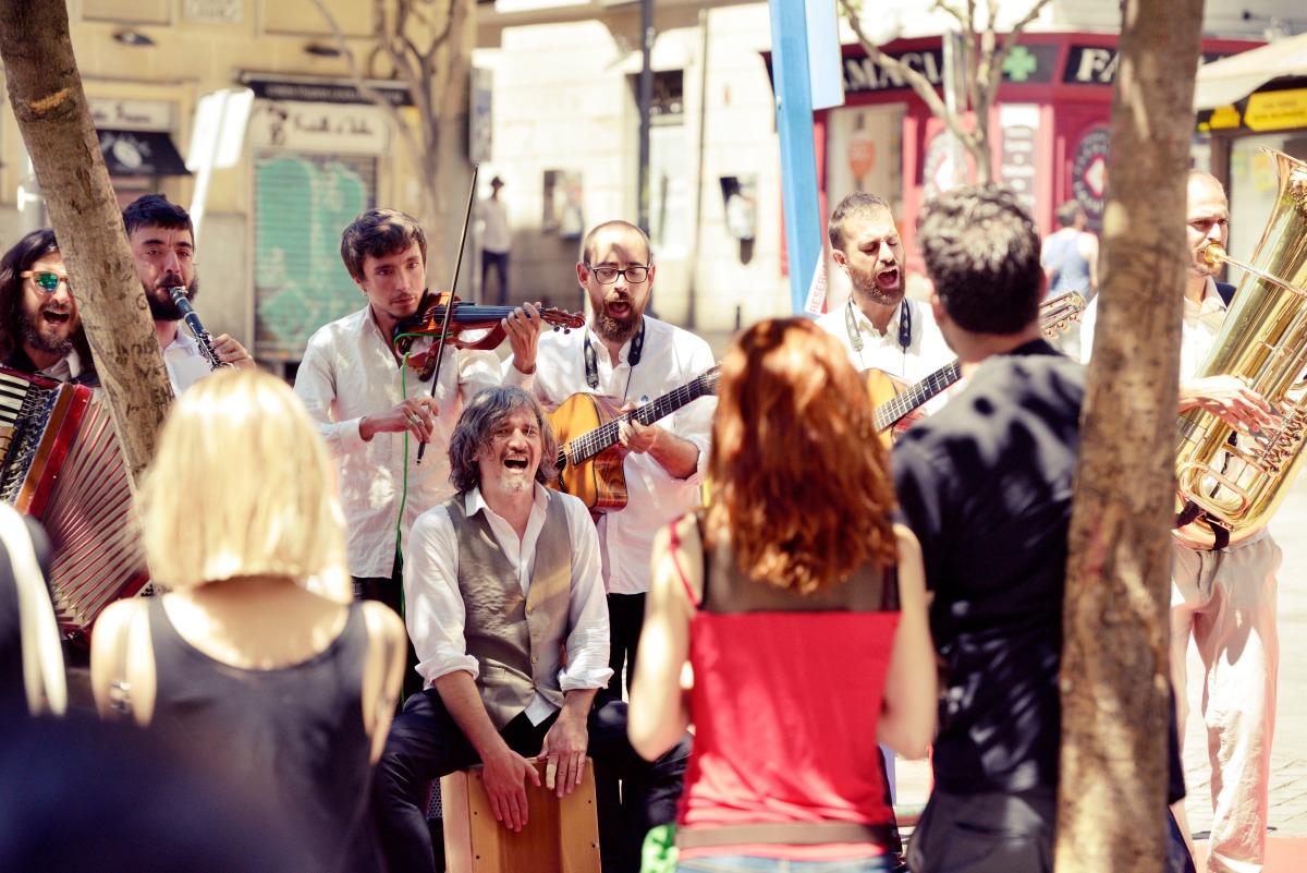 """Jingle Django - Festival """"La calle suena"""""""
