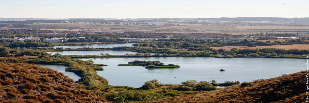 Paseo y juegos de agua por las Lagunas