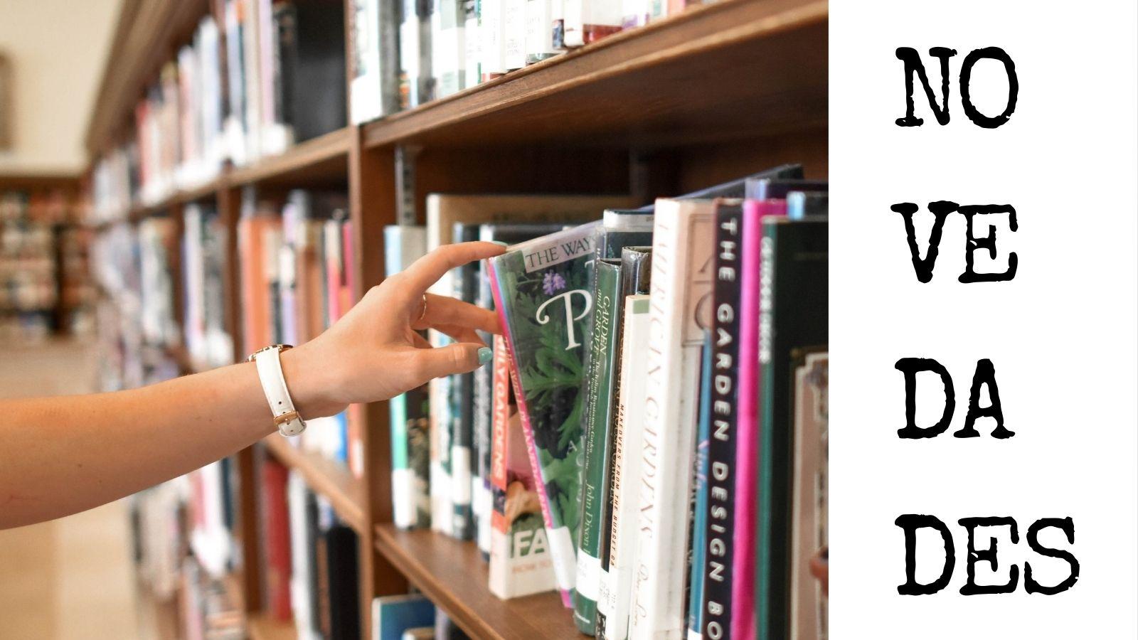 La biblioteca municipal renueva su fondo bibliográfico