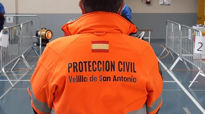 Protección Civil Velilla, ¡GRACIAS!