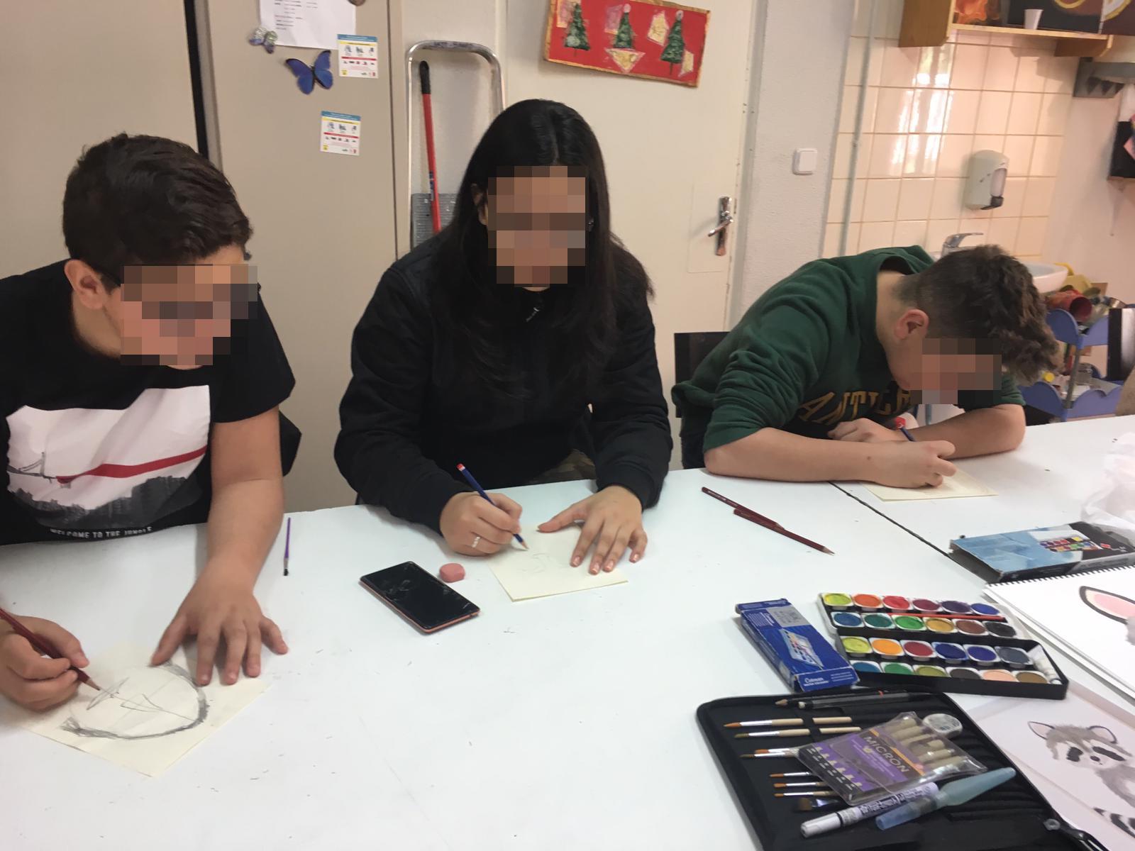 El aula de convivencia, un recurso municipal para los menores expulsados del instituto