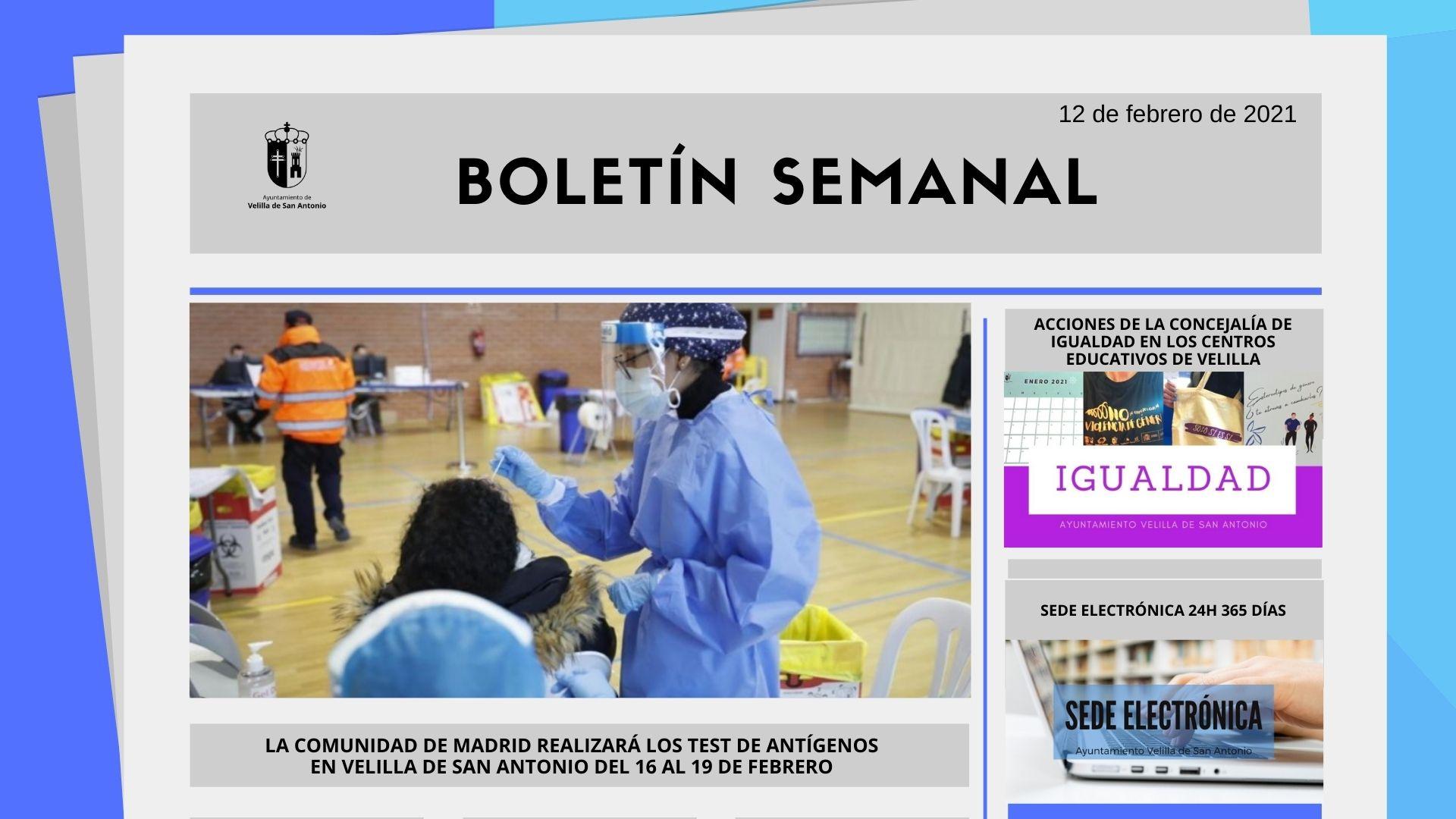 Boletín Semanal 6/2021