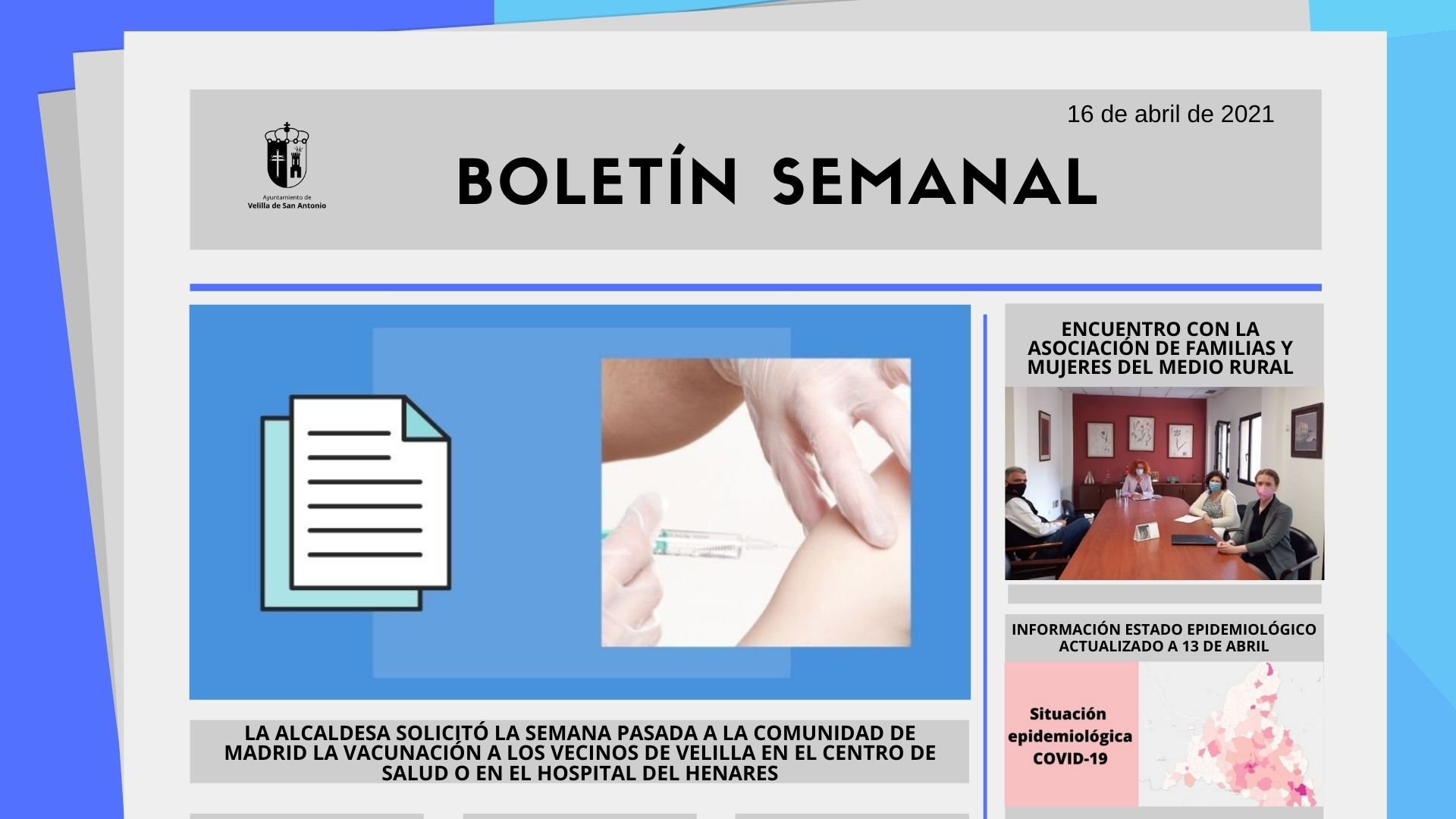 Boletín Semanal 14/2021