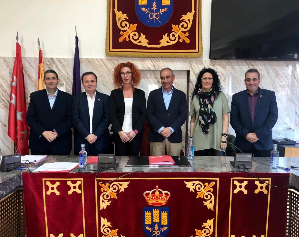 El Ayuntamiento de Velilla ya forma parte del Consorcio Red Local