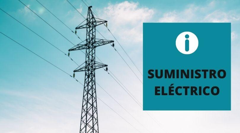 Información cortes intermitentes suministro eléctrico