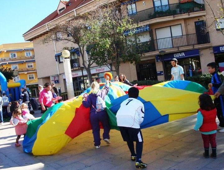 2015 Semana de la Infancia Velilla de San Antonio