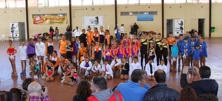 2016 Torneo de Patinaje Artístico Velilla de San Antonio 2016