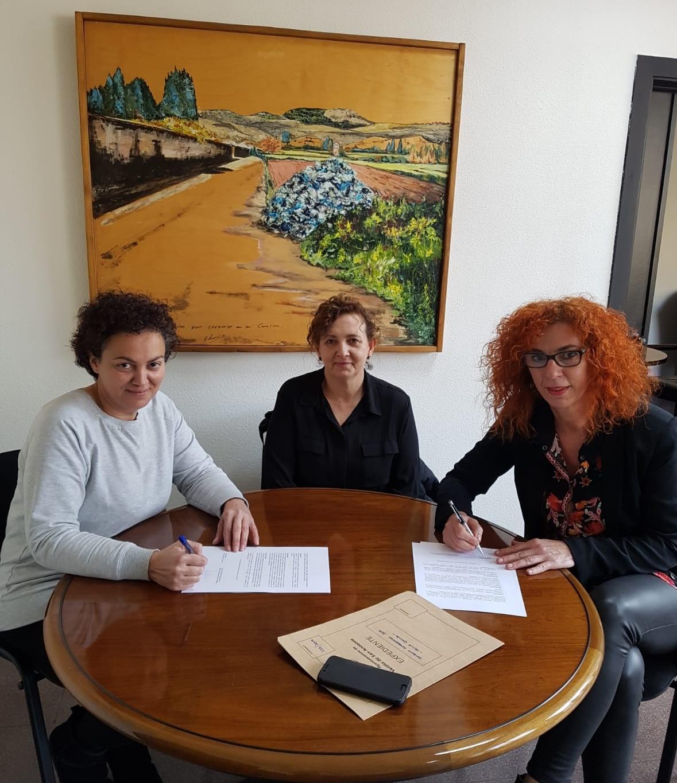 El Ayuntamiento y Velilla Gatuna han vuelto a renovar su acuerdo de colaboración
