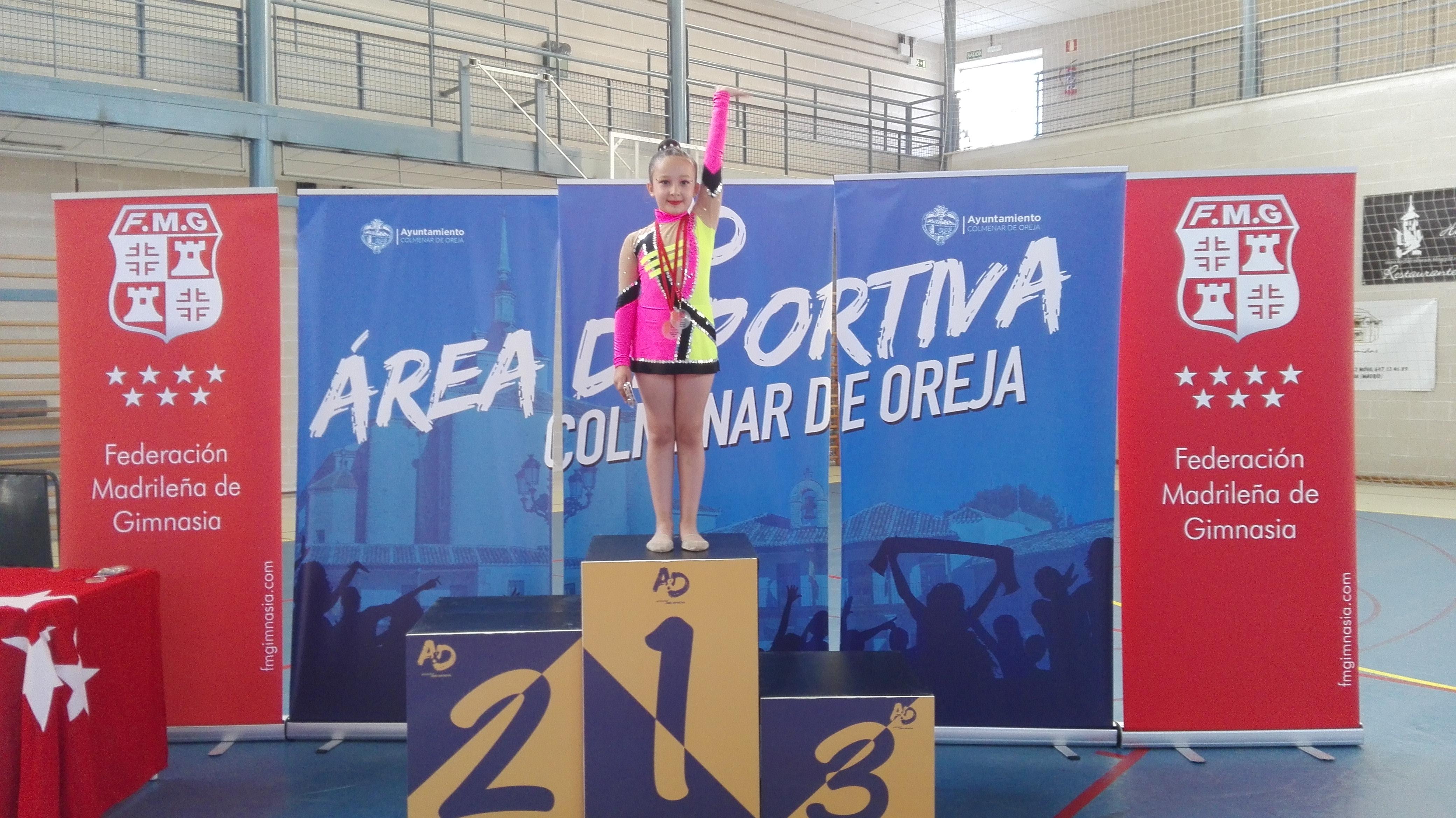 Nuevos triunfos del Club de Gimnasia Rítmica Velilla