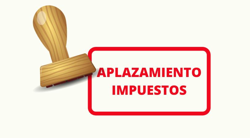 El Ayuntamiento aplaza el pago en periodo voluntario del IVTM, IBI y Tasa de Aceras