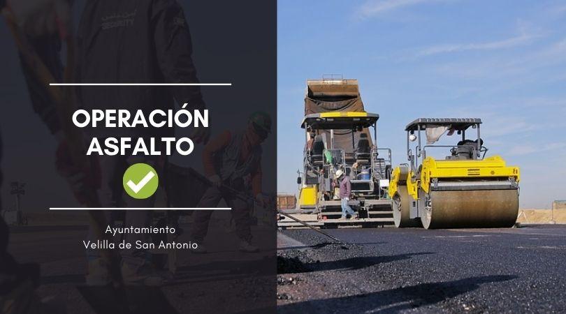 El pleno del Ayuntamiento ha aprobado esta mañana la operación que permitirá llevar a cabo el asfaltado de la totalidad del municipio