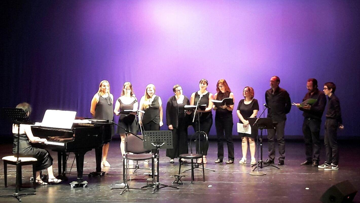 La Escuela Municipal de Música, Danza y Teatro celebró las audiciones de fin de curso