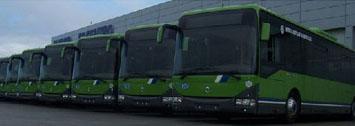 Se renueva la flota de autobuses que dan servicio a Velilla
