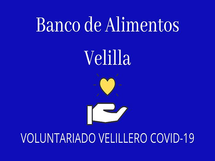 Banco de Alimentos Voluntariado Velillero