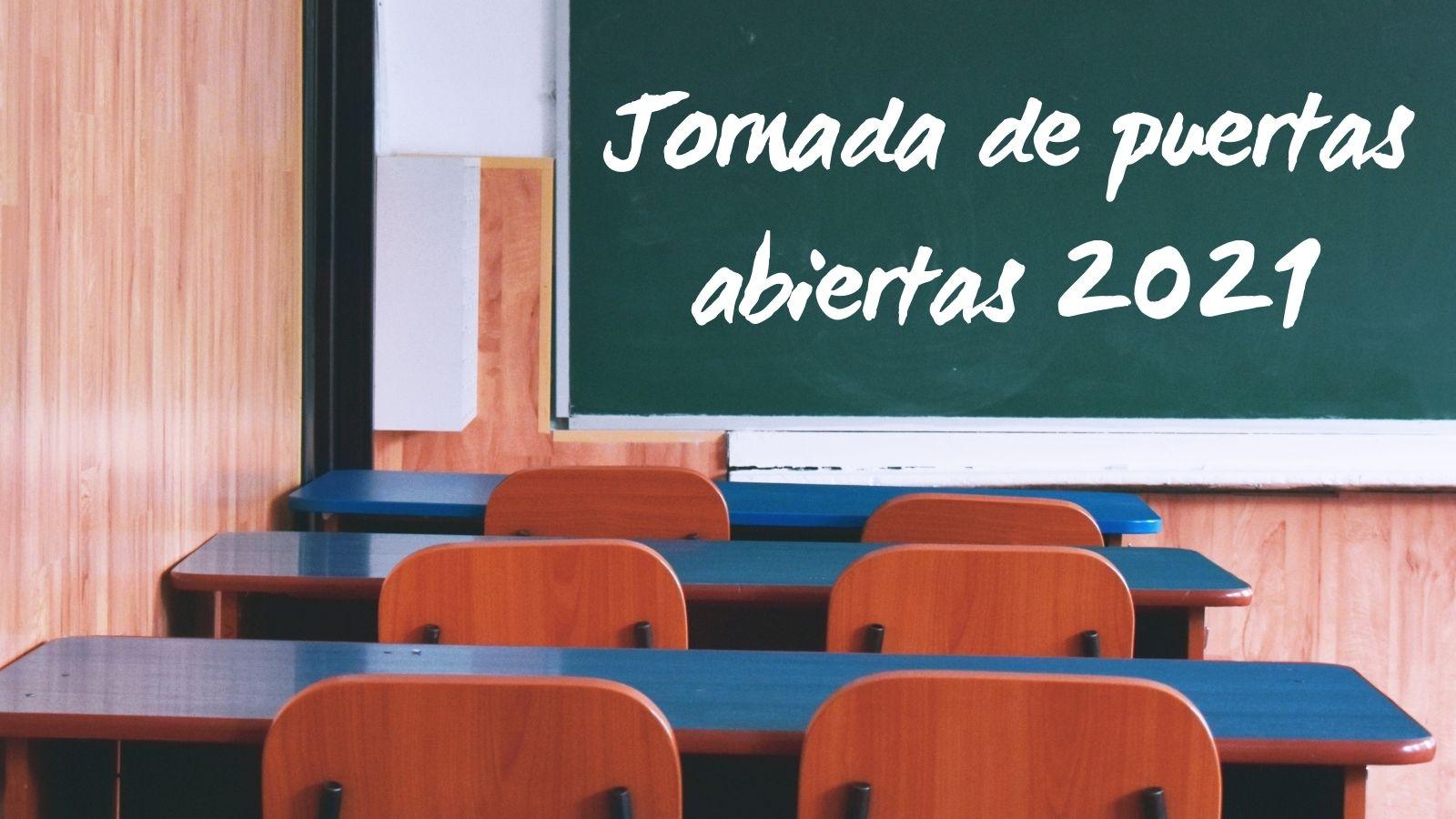 Jornada de puertas abiertas de los centros educativos