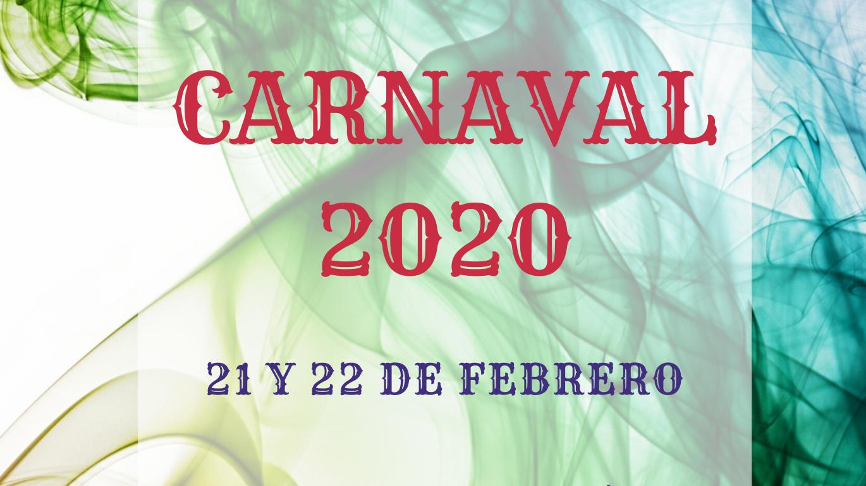 Programación Carnaval 2020