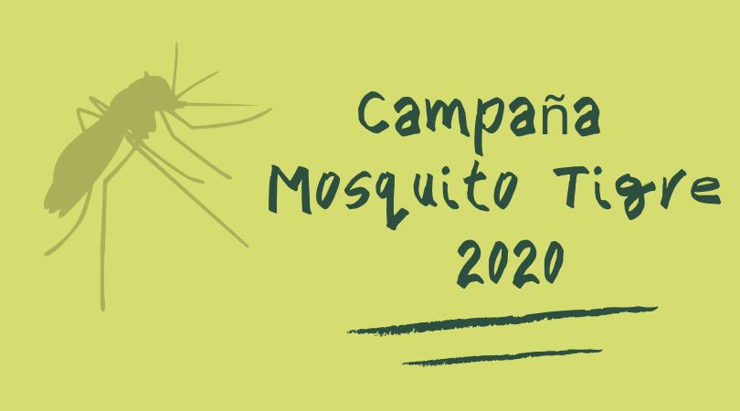 Campaña del Mosquito Tigre 2020