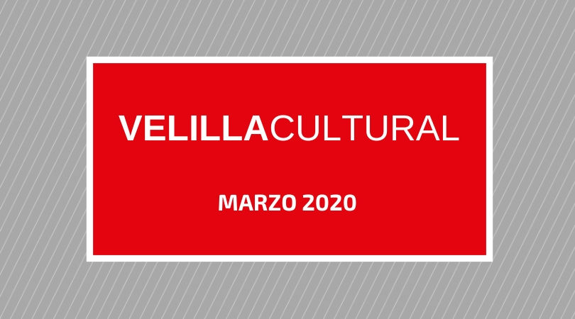 Programación Velilla Cultural marzo 2020