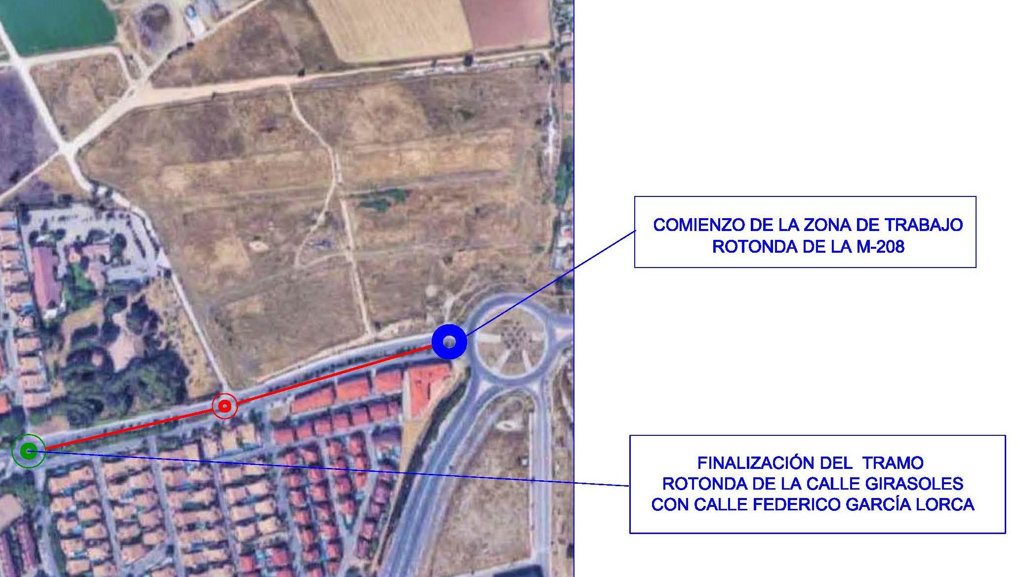 Entre el 12 y el 21 de noviembre se llevará a cabo la primera operación asfalto en Velilla