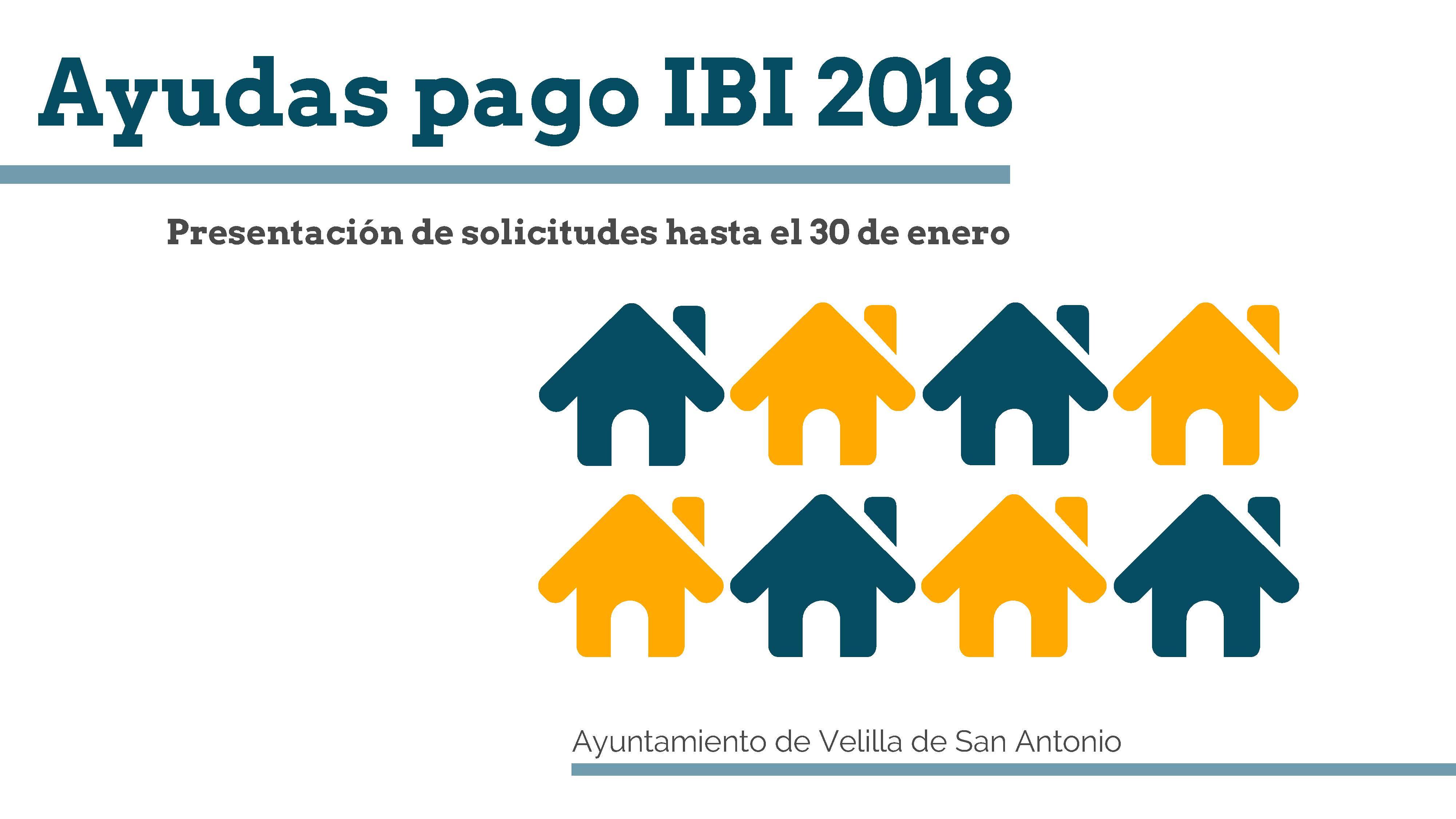 El Ayuntamiento de Velilla destinará 30.000 euros para ayudas al pago del ibi en el 2018
